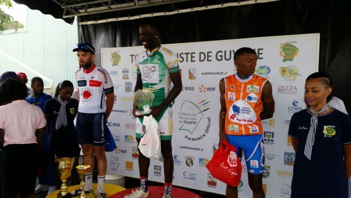 Tour cyclisme de Guyane : 2ème victoire guyanaise