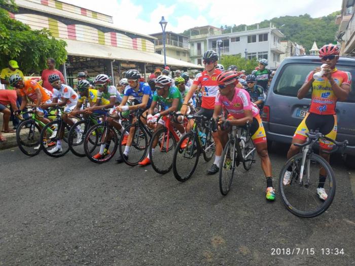Tour cycliste 2018 : le minute par minute de la 9ème étape
