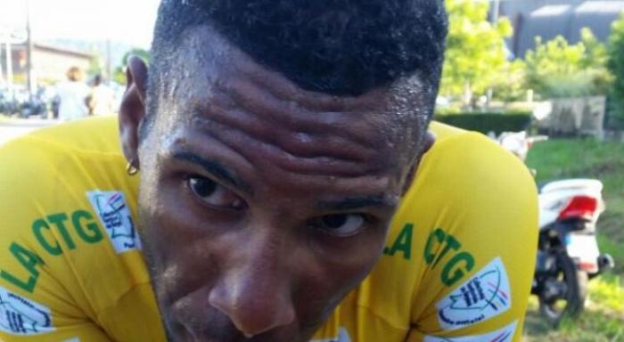 Tour cycliste 2018 : Mickaël Laurent nouveau maillot jaune