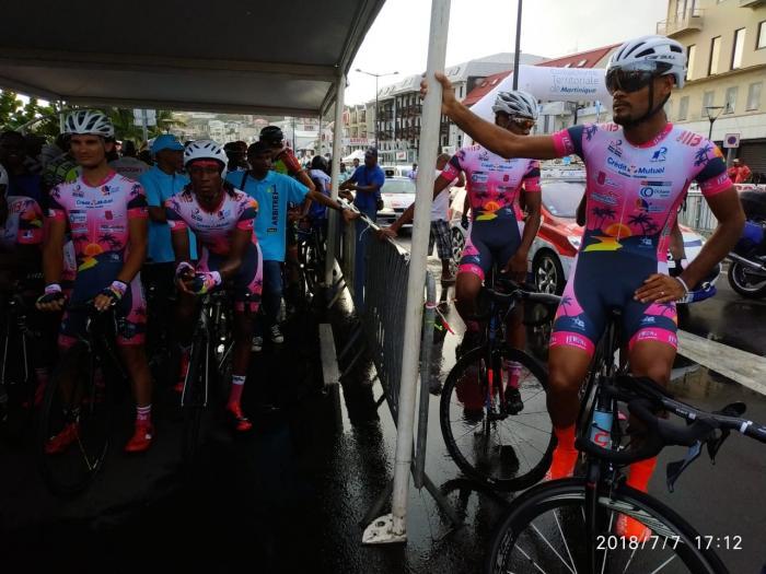 Tour de Martinique 2018 : Mickaël Laurent partira en jaune pour la seconde étape