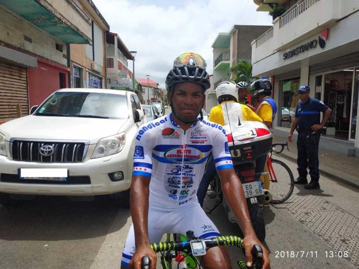 Tour de Martinique 2018 : Mickaël Stanislas grand vainqueur à Sainte-Marie