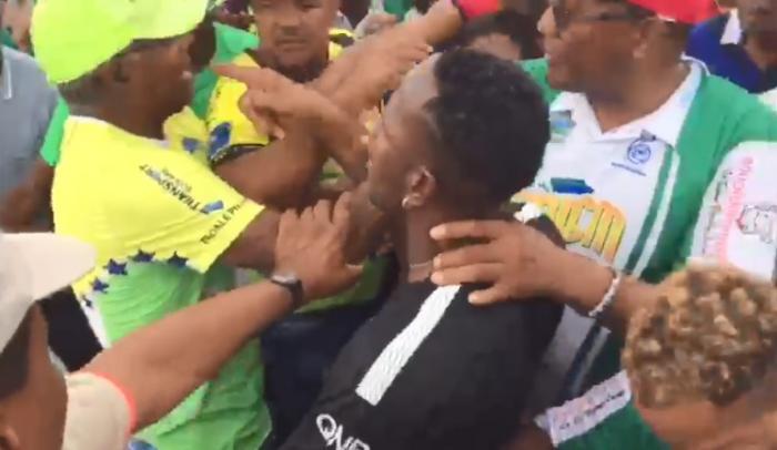 Tour de Martinique 2018 : une fin d'étape à Ducos sous tension