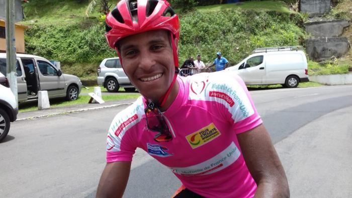 Tour de Martinique 2018 : Willy Roseau remporte la 4ème étape au Macouba