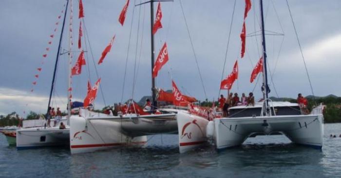 Tour des yoles : les locations de catamarans en berne