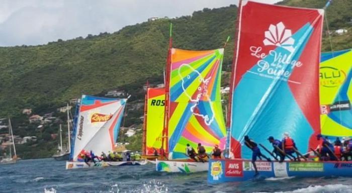 Tour des yoles : un nouveau parcours dévoilé qui se déroulera uniquement sur la côte Caraïbe