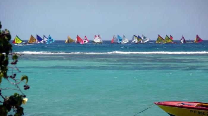 Tour du Grand Cul-de-Sac Marin : une compétition de voile pour promouvoir un espace maritime