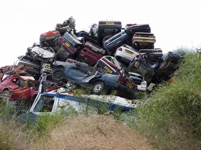 Trafic de véhicules : 30 voitures saisies et 2 personnes placées en garde à vue