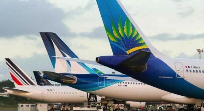 Trafic record pour l'aéroport Pole Caraïbes au mois d'août