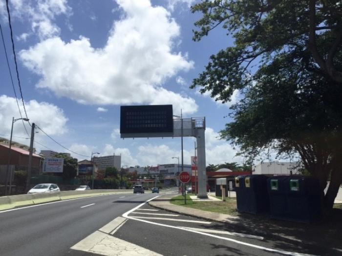 Trafic routier : des panneaux pour être informé en temps réel