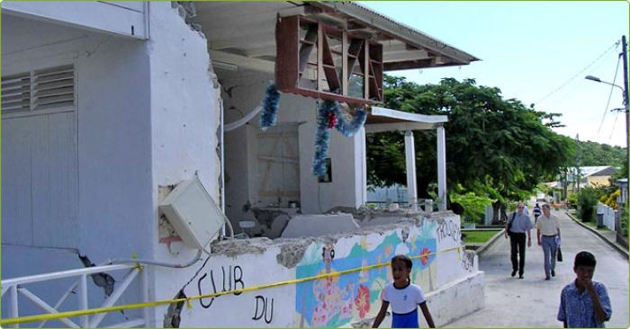TRANCHES D'HISTOIRES : le séisme de 2004