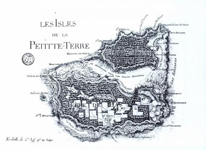 TRANCHES D'HISTOIRES : Petite-Terre, réserve naturelle