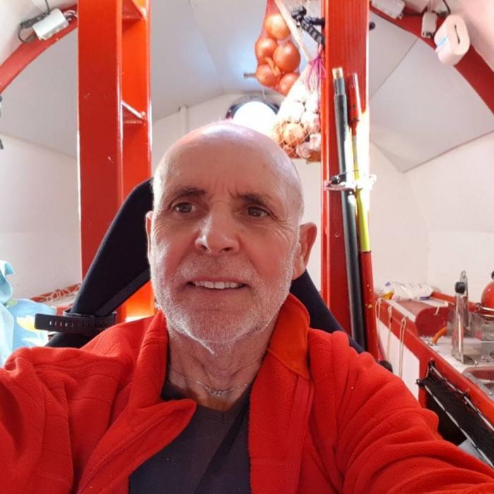 Transatlantique en tonneau: 100 jours d'aventure, arrivée prévue fin avril à Saint-Martin