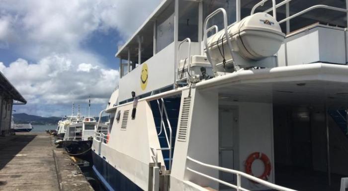 Transport maritime : un service minimum mis en place dès ce samedi