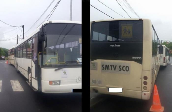 Transports scolaires : 2 chauffeurs contrôlés positifs aux stupéfiants