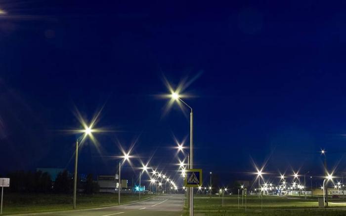 Travaux de rénovation de l'éclairage public à Gourbeyre