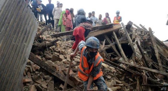 """Tremblement de terre : """"Il faut regarder les choses objectivement et se dire que ce risque là existe"""""""