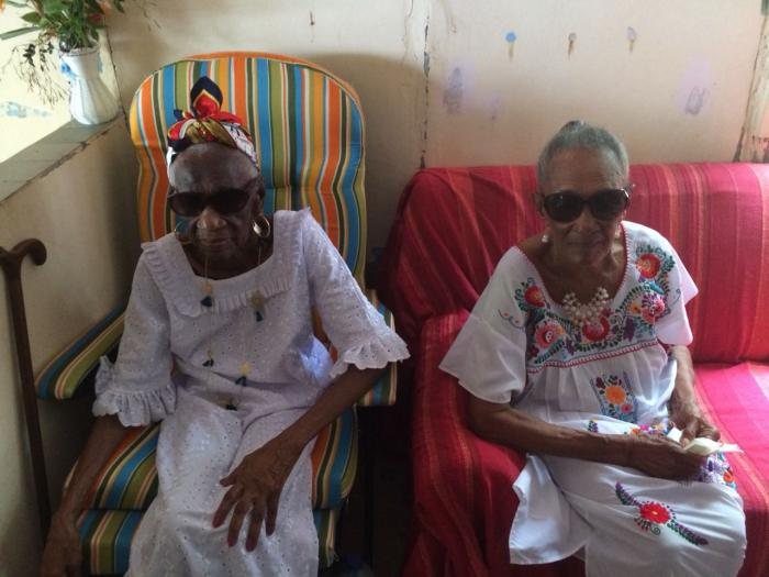 Trois centenaires à l'honneur au Diamant ce dimanche