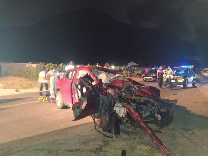 Trois morts dans un accident à Saint-Martin