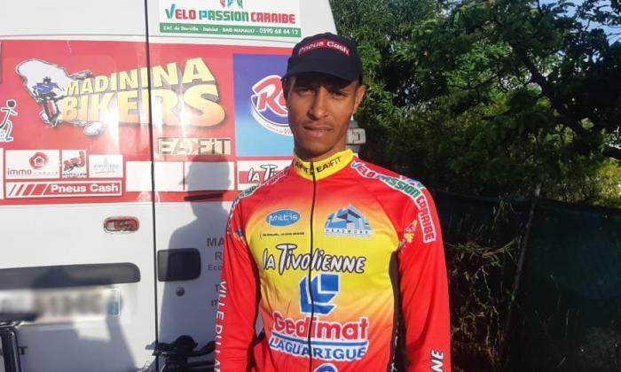 Trophée de la Caraïbe : Willy Roseau a remporté le contre-la-montre