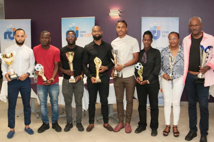 Trophées Foot RCI : les footballeurs de Régionale 1 récompensés après une saison 2018/2019 palpitante
