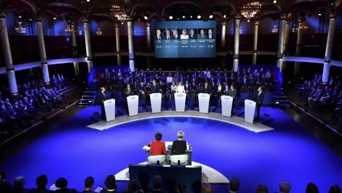 Ultime débat télévisé : la primaire de la droite et du centre se joue ce soir