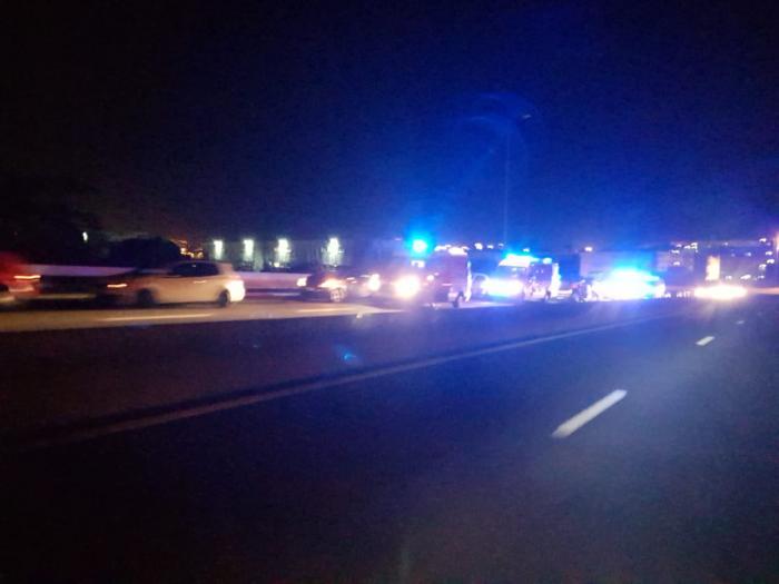 Un accident de moto à Fort-de-France fait deux blessés