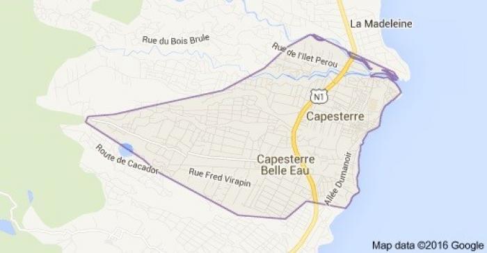 Un accident mortel à Capesterre-Belle-Eau
