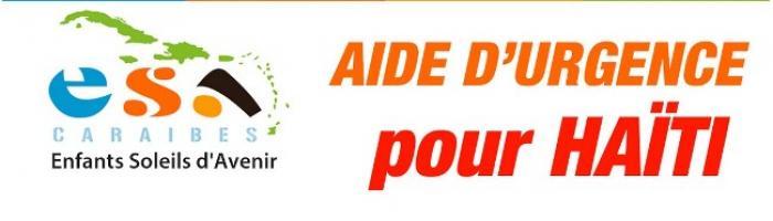 Un appel à l'aide et aux dons lancé par ESA afin d'aider le peuple haïtien
