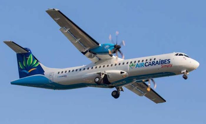 Un avion Air Caraïbes fait demi-tour suite à un incident moteur