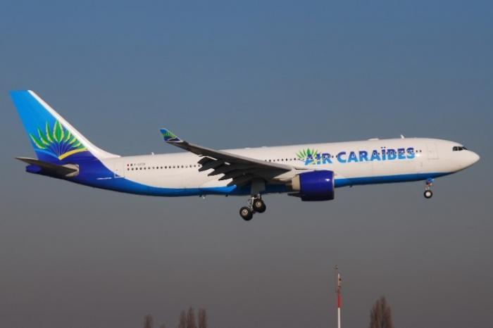 Un avion d'Air Caraïbes se pose en urgence aux Açores