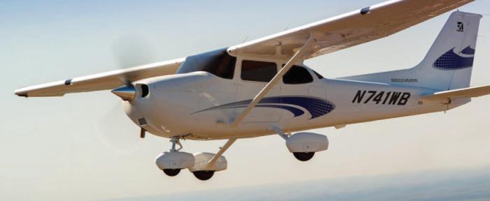 Un avion de tourisme en détresse au large de Sainte-Rose