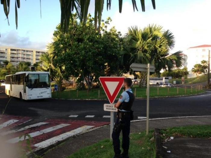 Un bus contrôlé à 92 km/h sur une voie limitée à 30