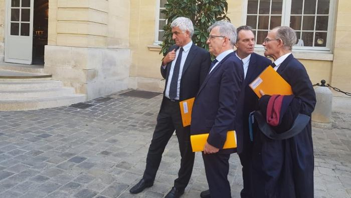 Un conseil des régions de France délocalisé en Martinique
