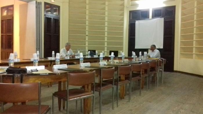 Un conseil municipal sous haute tension à Saint-Pierre