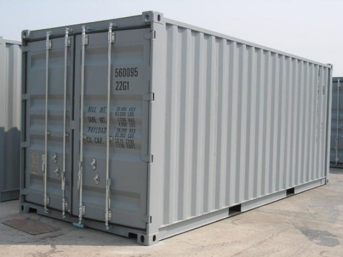 Un corps décomposé découvert dans un container