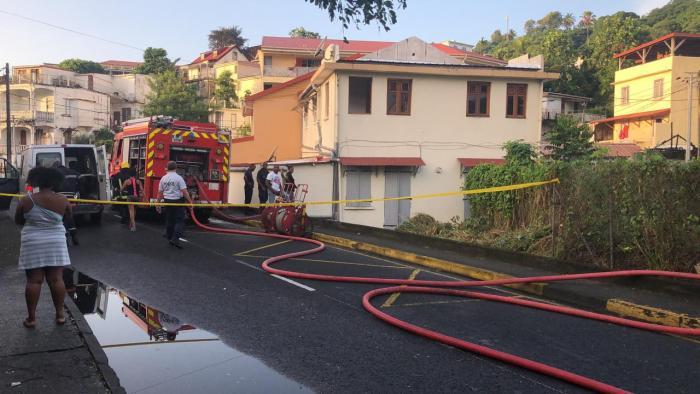 Un corps retrouvé dans une maison ravagée par les flammes