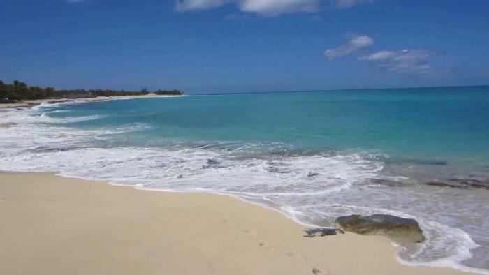 Un corps retrouvé flottant sur une plage de Saint-Martin