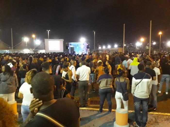 Un dernier hommage en musique rendu à Dj Jom'X au Stade Pierre Aliker