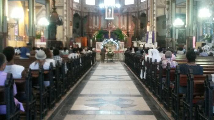 Un dernier hommage rendu à Monseigneur Marie-Sainte en la Cathédrale de Fort-de-France