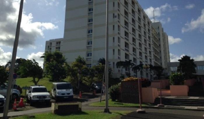 Un détenu de Guadeloupe décède au CHU de Martinique