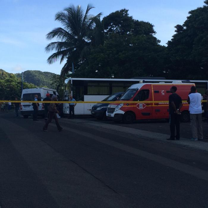 Un enfant retrouvé mort dans un bus à Rivière-Pilote