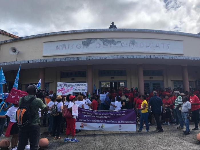 Un flash mob original prévu en ce 1er mai par l'UFM et le collectif du 8 mars
