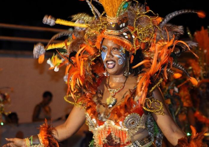 Un grand succès pour le Mardi Gras à Basse-Terre