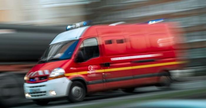 Un homme blessé dans un accident de la route à Capesterre-Belle-Eau