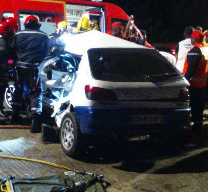 Un homme de 45 grièvement blessé dans un accident, l'autre protagoniste interpellé