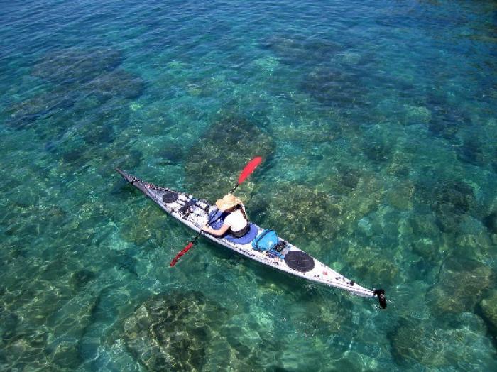 Un homme se noie en kayak à Bouillante