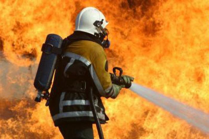 Un incendie dans la rue de Massabielle