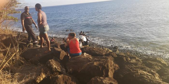 Un jeune homme porté disparu lors d'une partie de pêche au Prêcheur.
