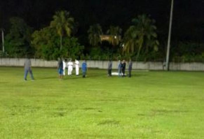 Un joueur du CSB décède à l'entraînement