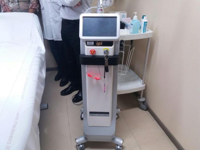 Un laser qui va changer la vie des patients atteints de neurofibromatoses